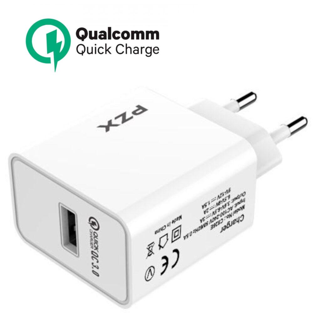 220V Fast зарядни Qualcomm 3.0/PD